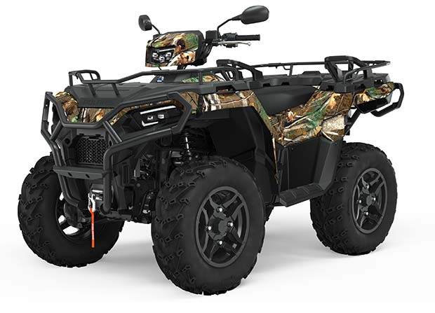 Sportsman® 570 EPS HUNTER EDITION
